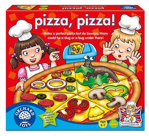 Orchard Toys Pizza, Pizza! The Bubble Room Toy Store Dublin