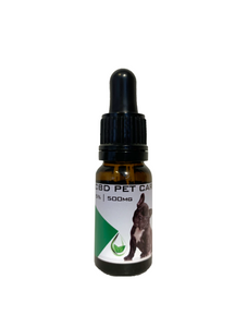 5% CBD  til dyr 10 ml