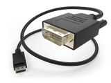 DisplayPort to DVI Male to Male