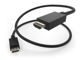 HDMI to DisplayPort Male to Male
