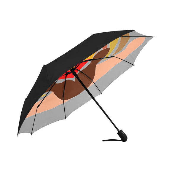 Ally Umbrella - Anti-UV Auto-Fold