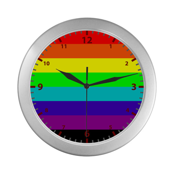 GP2 Victory Over AIDS Wall Clock