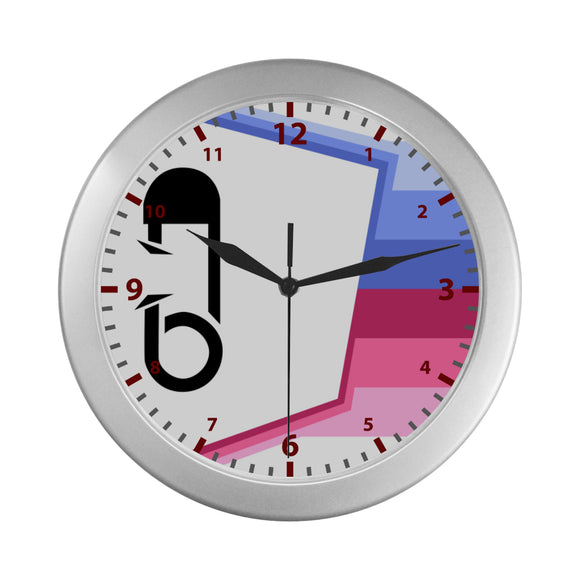 ABDL Pride Wall Clock