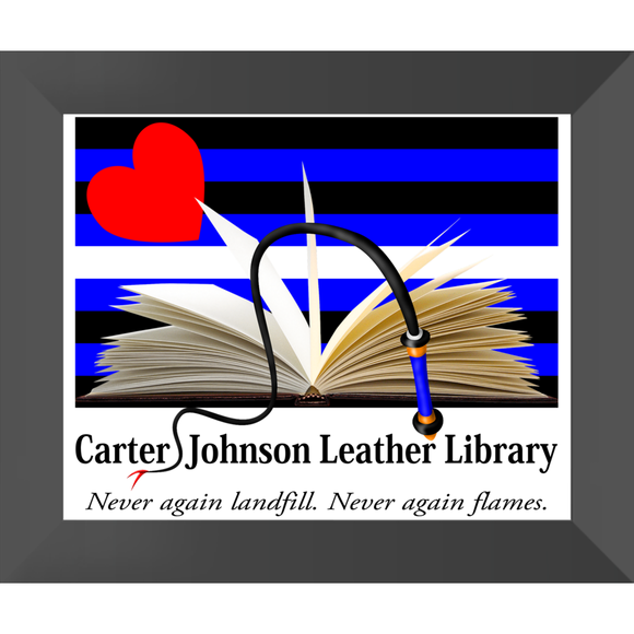 CJLL Logo Print - Framed Semi Gloss
