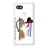 CJLC Red Ribbon Phone Cases - Snap