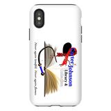 CJLC Red Ribbon Phone Cases - Tough