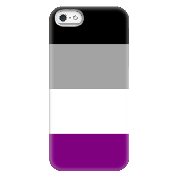 Asexual Pride Phone Cases - Snap