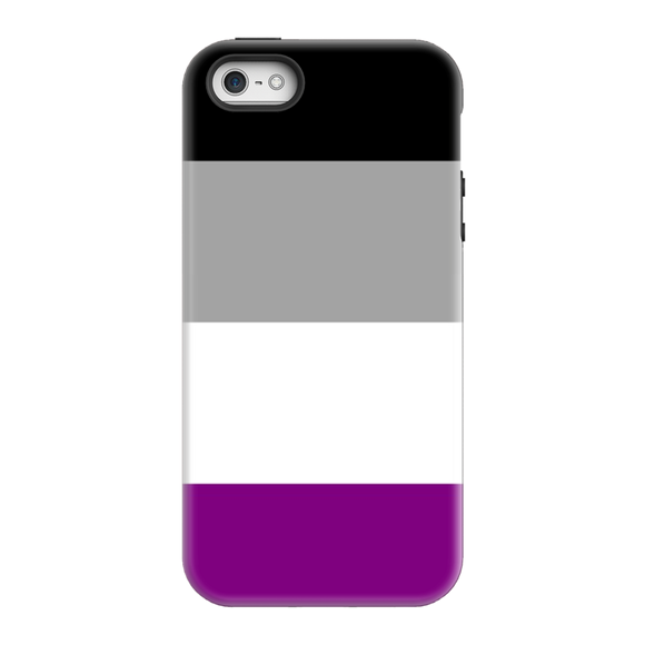 Asexual Pride Phone Cases - Tough