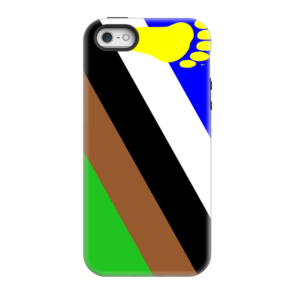 Bear Pride 1 Phone Cases - Tough