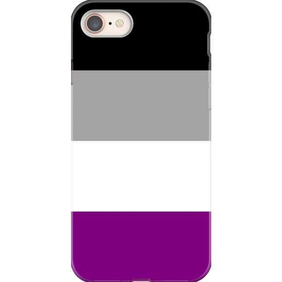Asexual Pride Phone Cases - Other
