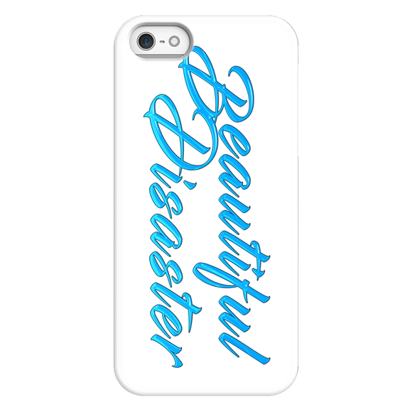 Beautiful Disaster Phone Cases - Snap