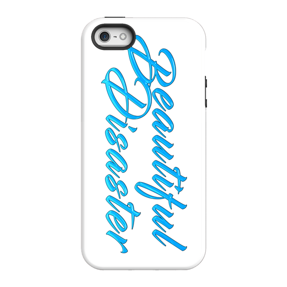 Beautiful Disaster Phone Cases - Tough