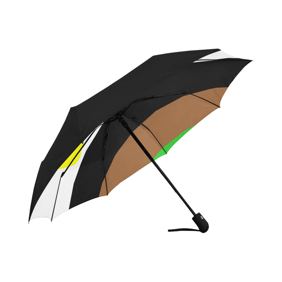 Bear Pride 1 Umbrella - Anti-UV Auto-Fold