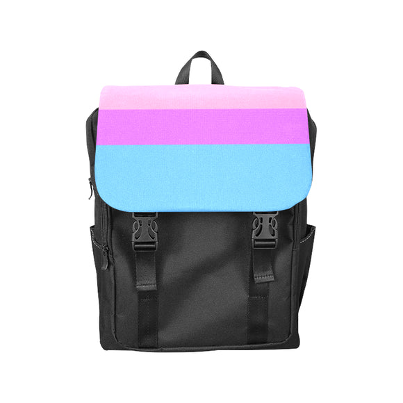 Bisexual Pride Bags - Casual Backpack