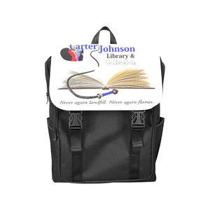 CJLC Black LGBTQ Bags - Casual Backpack