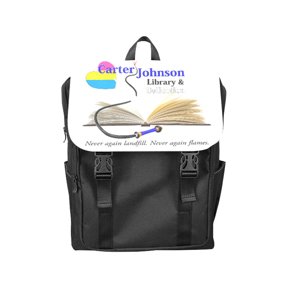 CJLC Pansexual Bags - Casual Backpack