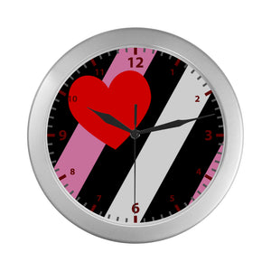 Girl Pride Wall Clock