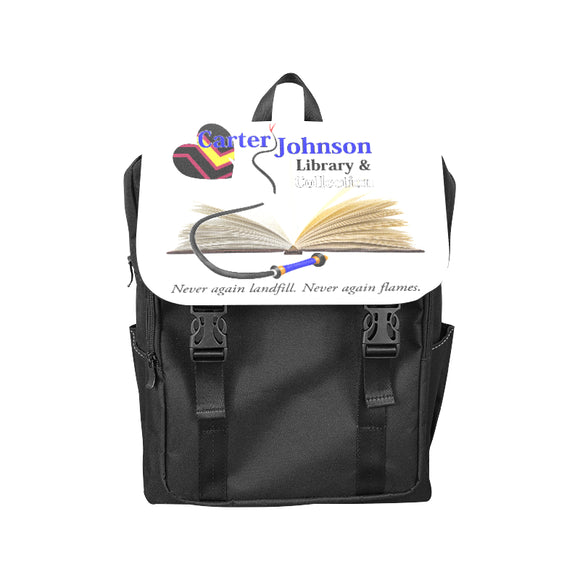 CJLC Rubber Bags - Casual Backpack