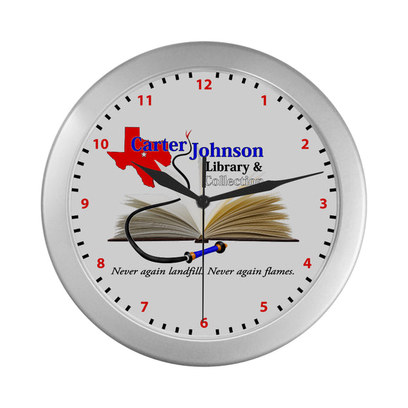 CJLC Anx Fort Worth Wall Clock