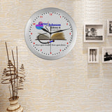 CJLC Bisexual Wall Clock