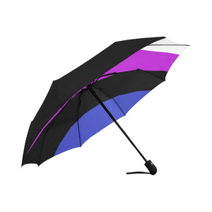 Gender Fluid Pride Umbrella - Anti-UV Auto-Fold