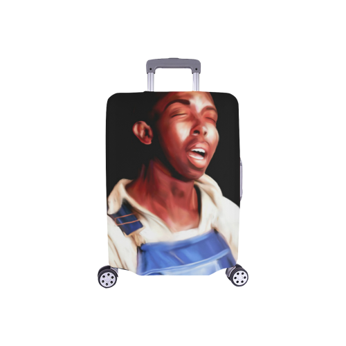 Soul Fields Luggage Cover/Small 24'' x 20''