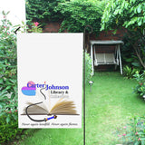 CJLC Bisexual Garden Flag - Small