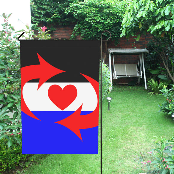 Switch Pride Garden Flag - Small