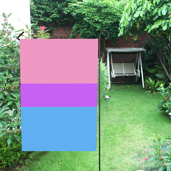 Bisexual Pride Garden Flag - Small