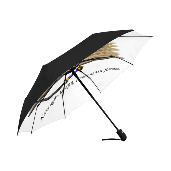 CJLC Asexual Umbrella - Anti-UV Auto-Fold