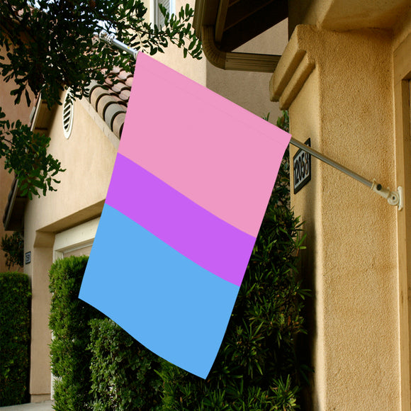 Bisexual Pride Garden Flag - Large
