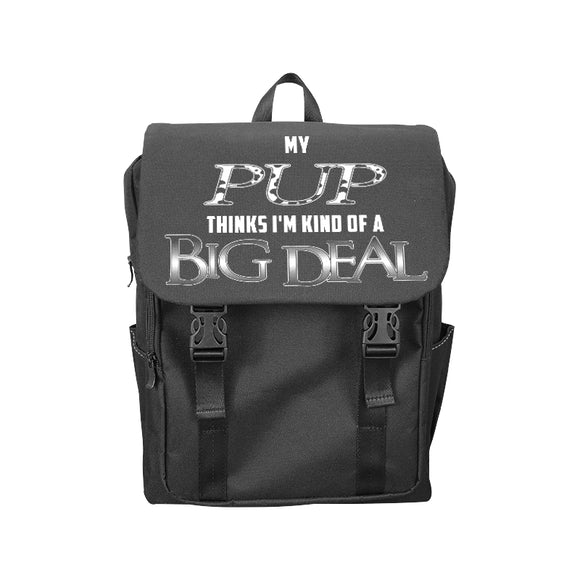 Big Deal - Pup Bags - Casual Backpack
