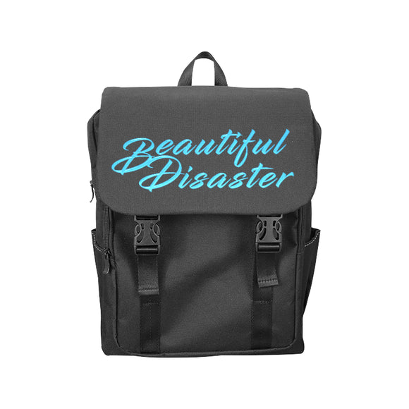 Beautiful Disaster Bags - Casual Backpack
