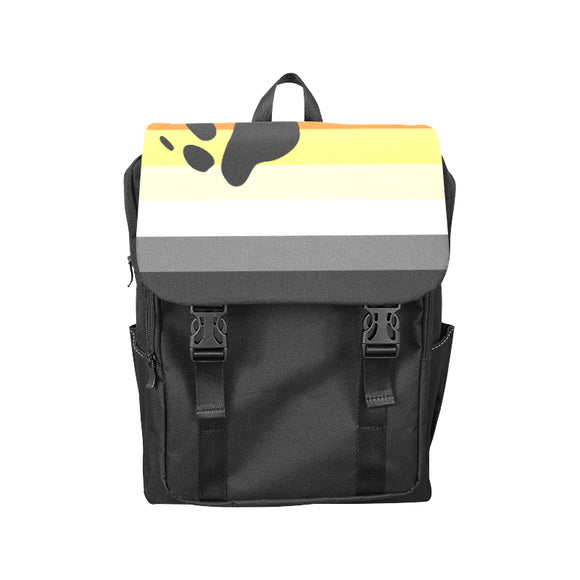 Bear Pride 3 Bags - Casual Backpack