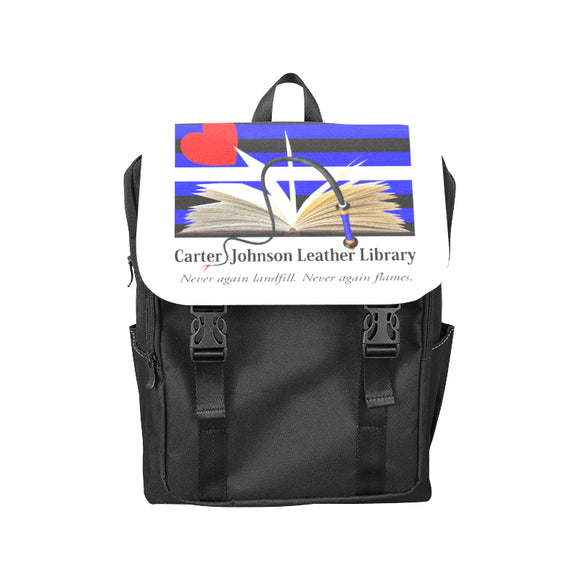 CJLL Logo Bags - Casual Backpack