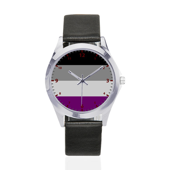 Asexual Pride Watch