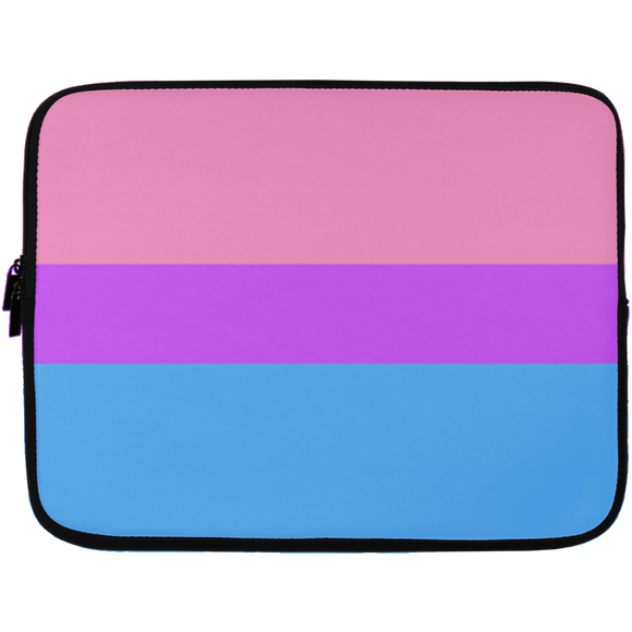 Bisexual Pride Laptop Sleeves