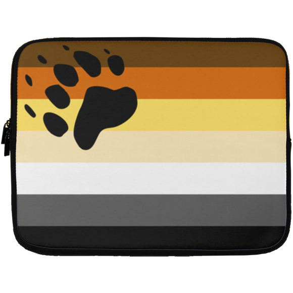 Bear Pride 3 Laptop Sleeves