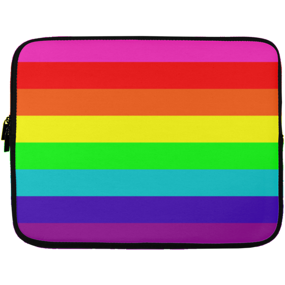 Gay Pride v1 Laptop Sleeves
