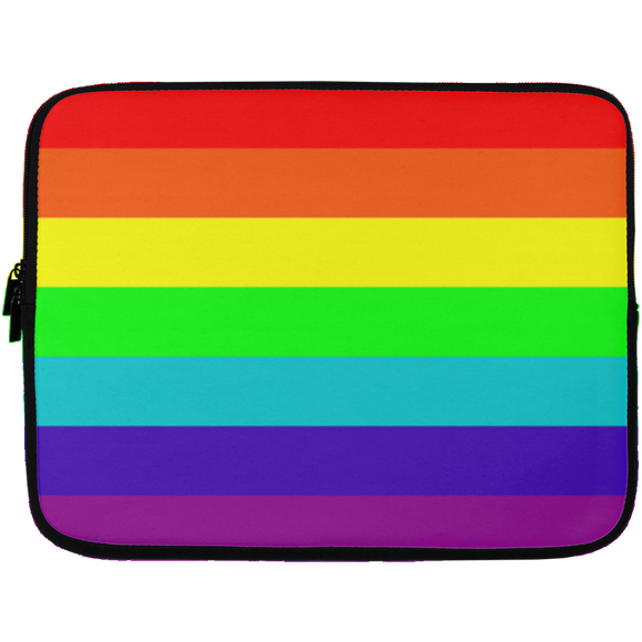 Gay Pride v2 Laptop Sleeves