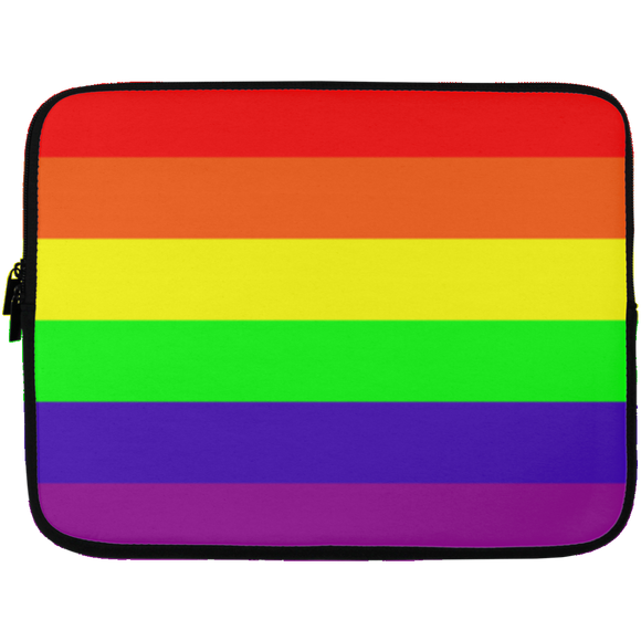Gay Pride v3 Laptop Sleeves