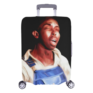 Soul Fields Luggage Cover/Large 31.5'' x 25''