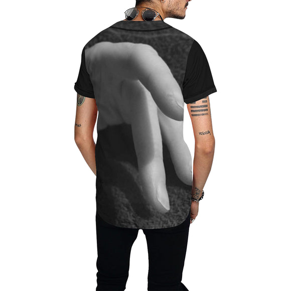 Intimacy Noir  Shirt - Baseball Jersey (Mens xS-4x)