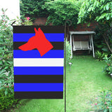 Puppy Pride 4 Garden Flag - Small