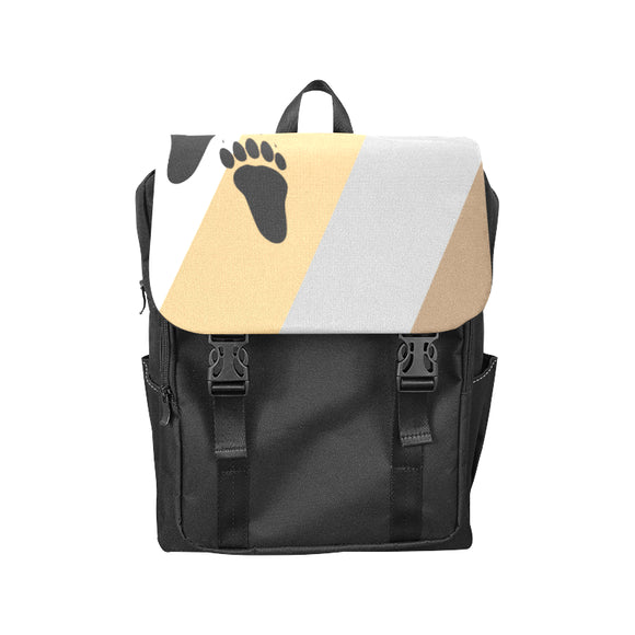 Bear Pride 2 Bags - Casual Backpack