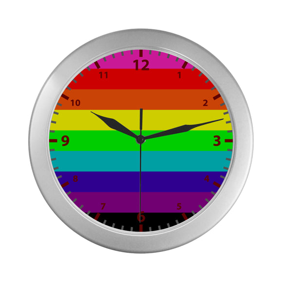 GP1 Victory Over AIDS Wall Clock