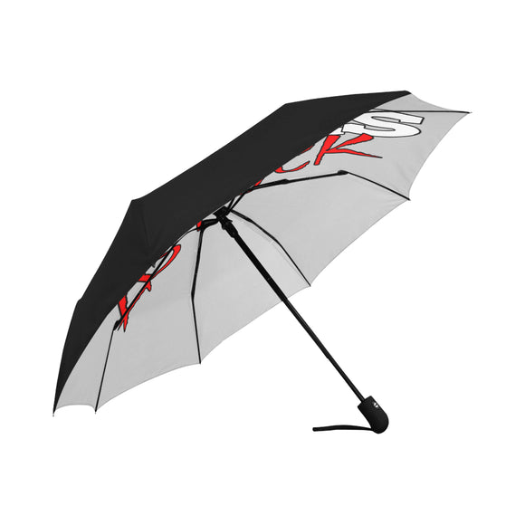 AF - Trans Umbrella - Anti-UV Auto-Fold