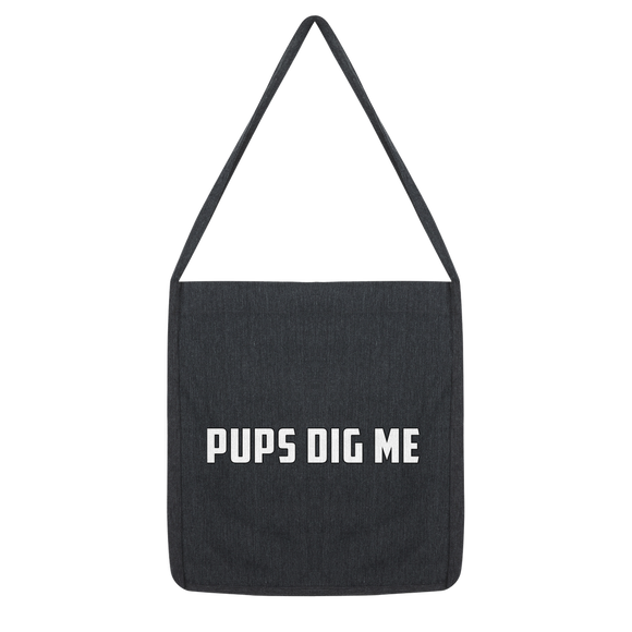 Pups Dig Me Bags - Tote Classic Twill