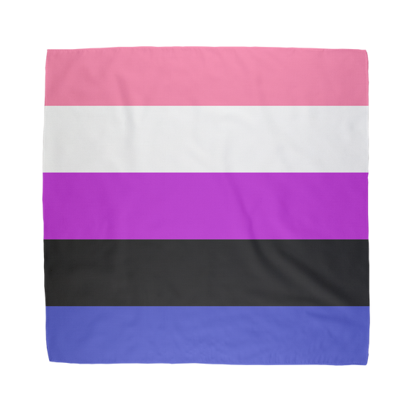 Gender Fluid Pride Bandana
