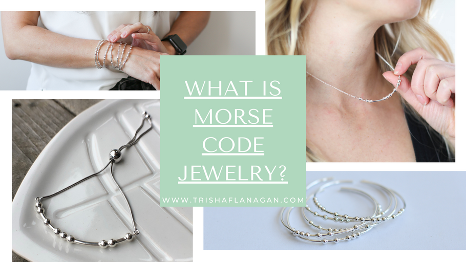 What is Morse Code Jewelry?
